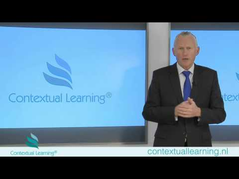 Contextual Learning uitleg + strategy
