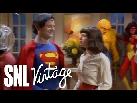 Superhero Party - SNL