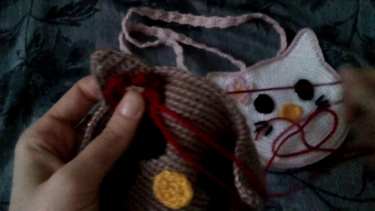 Hello Kitty Çanta Yapılışı 3. BÖLÜM