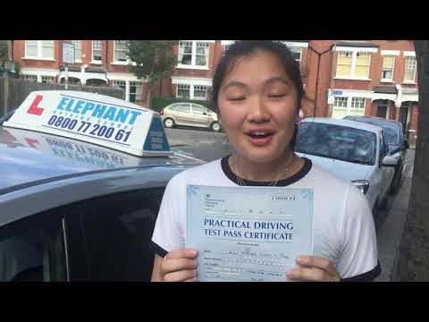 Driving Lessons in Raynes Park - Elephant Driving School
