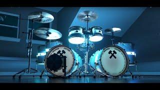 Hybrid Drum Kit HD Sound Samples (All Drums