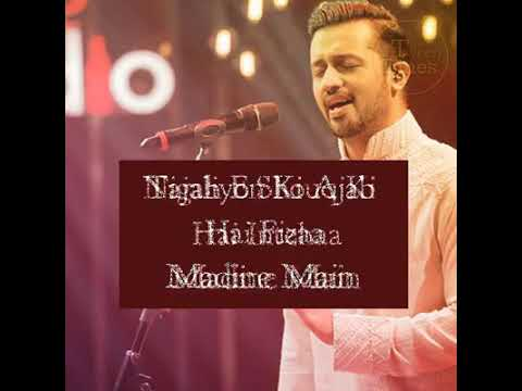 Madine chale by atif aslam