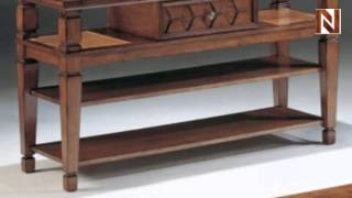 Denver Sofa Table 823-03 By Fairmont Designs