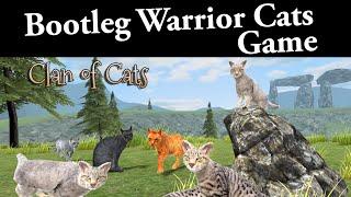 TERRIBLE Bootleg Warrior Cats Game