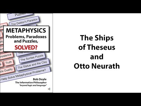 The Ships of Theseus and Otto Neurath