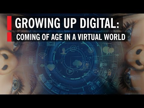 Growing Up Digital: Life in A World of Networks and Screens Mp3