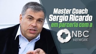Master Coach Sergio Ricardo em parceria com a NBC Network