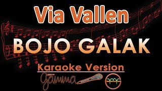 Download Mp3 Via Vallen - Bojo Galak Koplo  Karaoke Lirik Tanpa Vokal