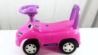 Mobil Mobilan Lambo Duduk Dorong Mainan Anak Ride On Car Toys MVP7155