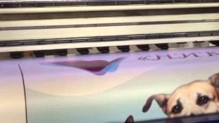 видео печать баннеров цена