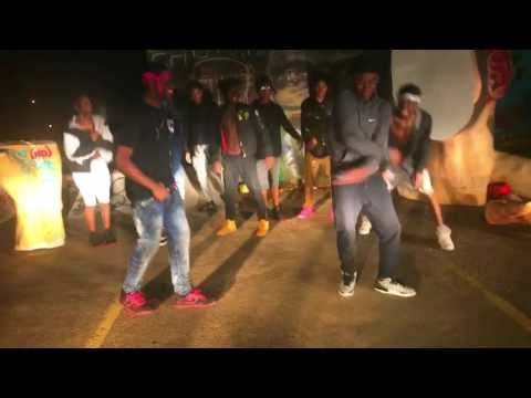Party - Chris Brown ft. Usher , Gucci mane ( Official Dance Video) (Fortworth edition)