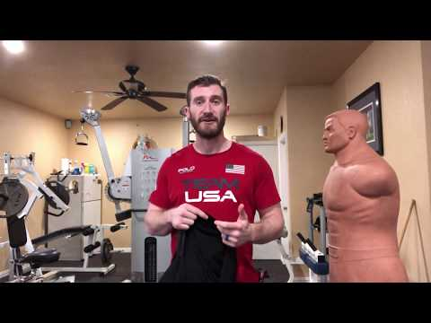 Why Olympic Athlete Stephen Lambdin Loves These Shorts