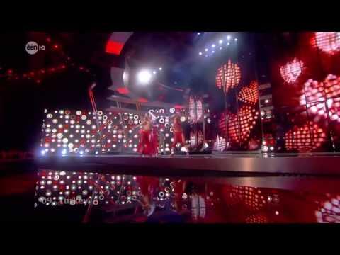 (HD) Hadise - Dum Tek Tek   Eurovision Song Contest Semi Final Turkey 2009