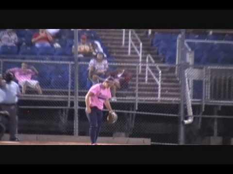 Jessica Mouse / Mandie Fishback / Ashley Waters / Carly Normandin - Stratford Brakettes Softball