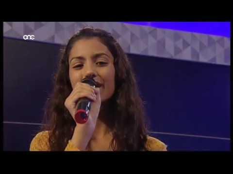 Gabrielle Portelli - The Voice on Arani Issa