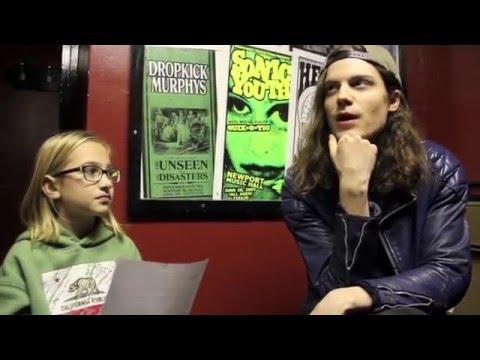 Kids Interview Bands - BØRNS