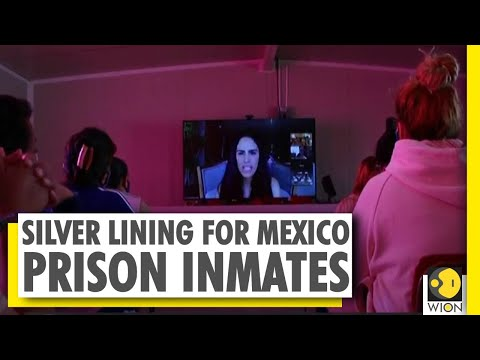 Online workshops for Mexico's women inmates | WION News | World News