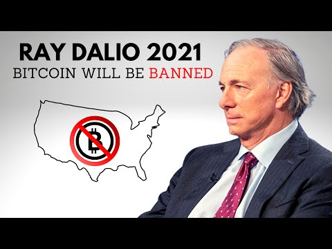 Ray Dalio's Latest Interview | Bitcoin Ban, Hyper-Inflation, And Stock Bubble