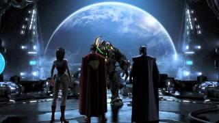 DC Universe Online 'Comic-Con 2010 Trailer' TRUE-HD QUALITY