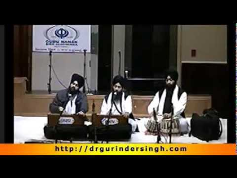 Classical Keertan - Dr.Gurinder Singh Ji Batala Wale, Canada 22nd Nov'13 (pm)