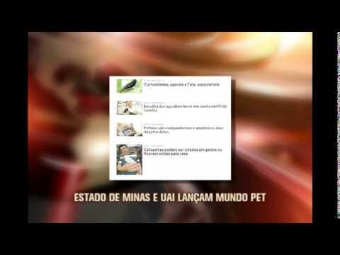 Estado de Minas e Portal Uai lançam Mundo Pet