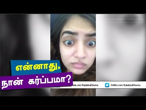 Actress Nazriya Nazim clarifies pregnancy rumours