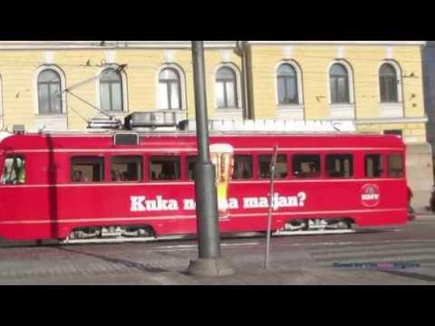 Beer Tram of Helsinki, Finland
