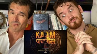 Kaam 25: DIVINE REACTION!! | Sacred Games | Netflix