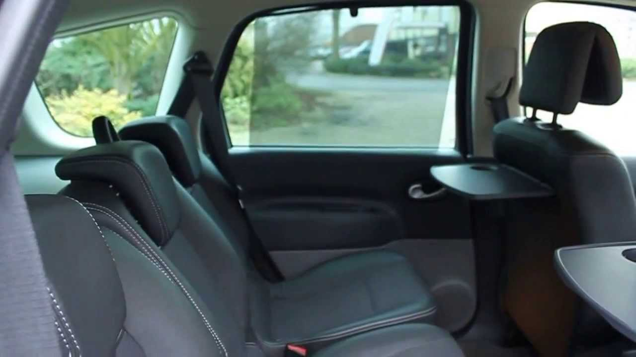 Renault Scenic Www Autosencampers Nl Youtube
