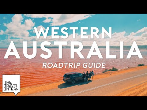 CHEAPEST Road Trip in Australia?! — Western Australia  | The Travel Intern