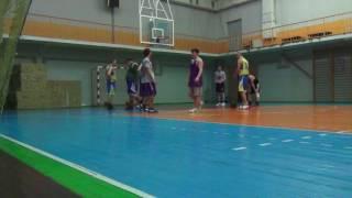 Новая Каховка тренировка баскетбол 21.03.2017 (5 часть)