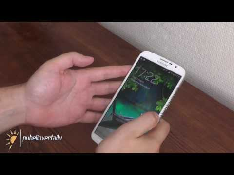 Galaxy Mega 6 3 videoarvostelu