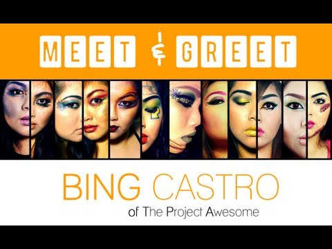 SPECIAL ANNOUNCEMENT!!! (Meet and Greet with Bing Castro)