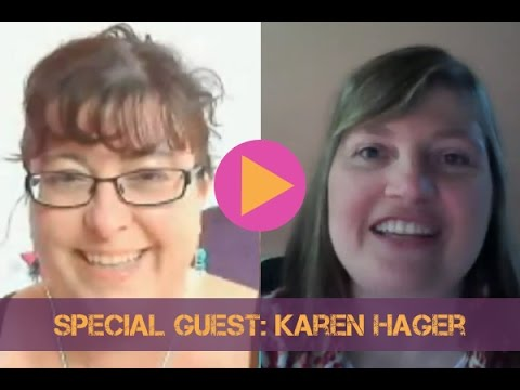 The Inner Goddess Interview with special guest Karen Hager