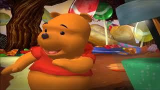 Piglet's Big Game - All Cutscenes and Credits