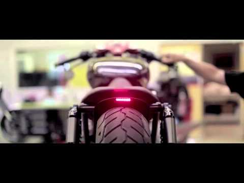 ALL NEW 2014 Harley-Davidson® Street™ 750 & 500 - Commercial, Concepts & Walk-arounds