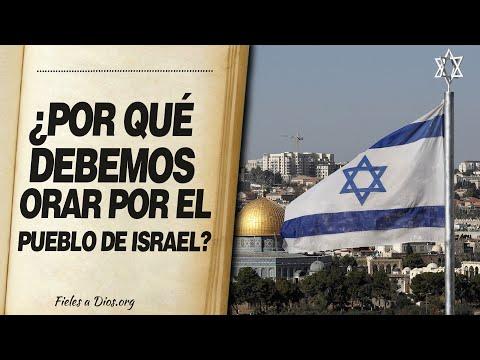 🙏 ¿Por Qué Orar Por El PUEBLO DE ISRAEL? 🇮🇱