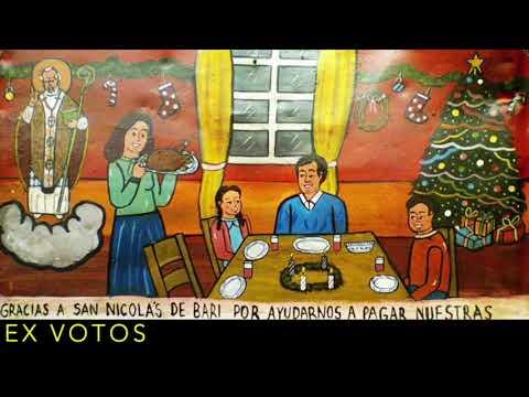 Arte With Maestro William - Episode 10 - Ex Voto Paintings Presentation - Spanish