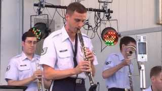 USAF Band of Pacific-Asia 米空軍太平洋音楽隊 Pacific Showcase 赤とんぼ