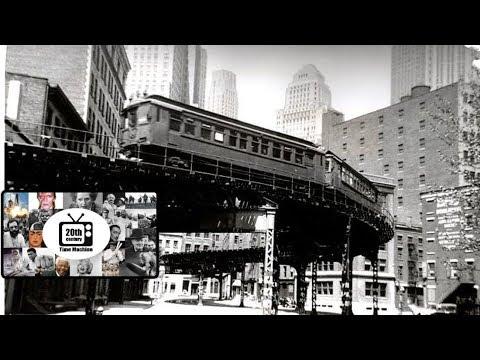 New York City's Last Elevated Train: The Third Avenue El