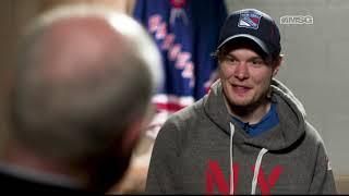 Over The Boards: Vladislav Namestnikov   New York Rangers Gamenight