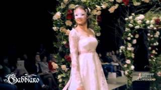 Пина - короткое свадебное платье из кордового кружева. Свадебный салон Gabbiano в Саранске.