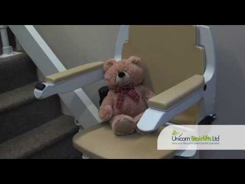 Bison 80 curved stairlift youtube bison 80 curved stairlift fandeluxe Images