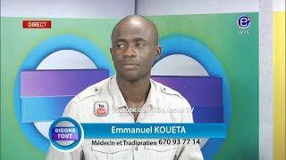 DISONS TOUT DU LUNDI 11 FÉVRIER 2019 - EQUINOXE TV