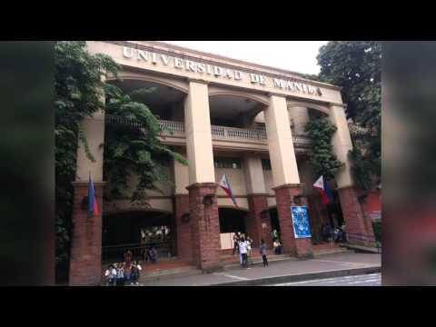 Himno de la Universidad de Manila (UDM)