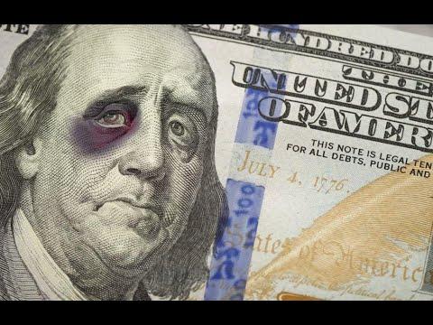 """И. Данилов. """"Доллар-убийца"""": банкиры предупреждают о возможном самоубийстве валюты США"""