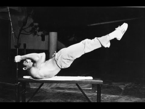Bruce Lee Core Workout - YouTube