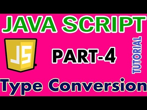 #4 | Type Conversion or Type Casting in Javascript | Javascript Tutorial in Tamil thumbnail