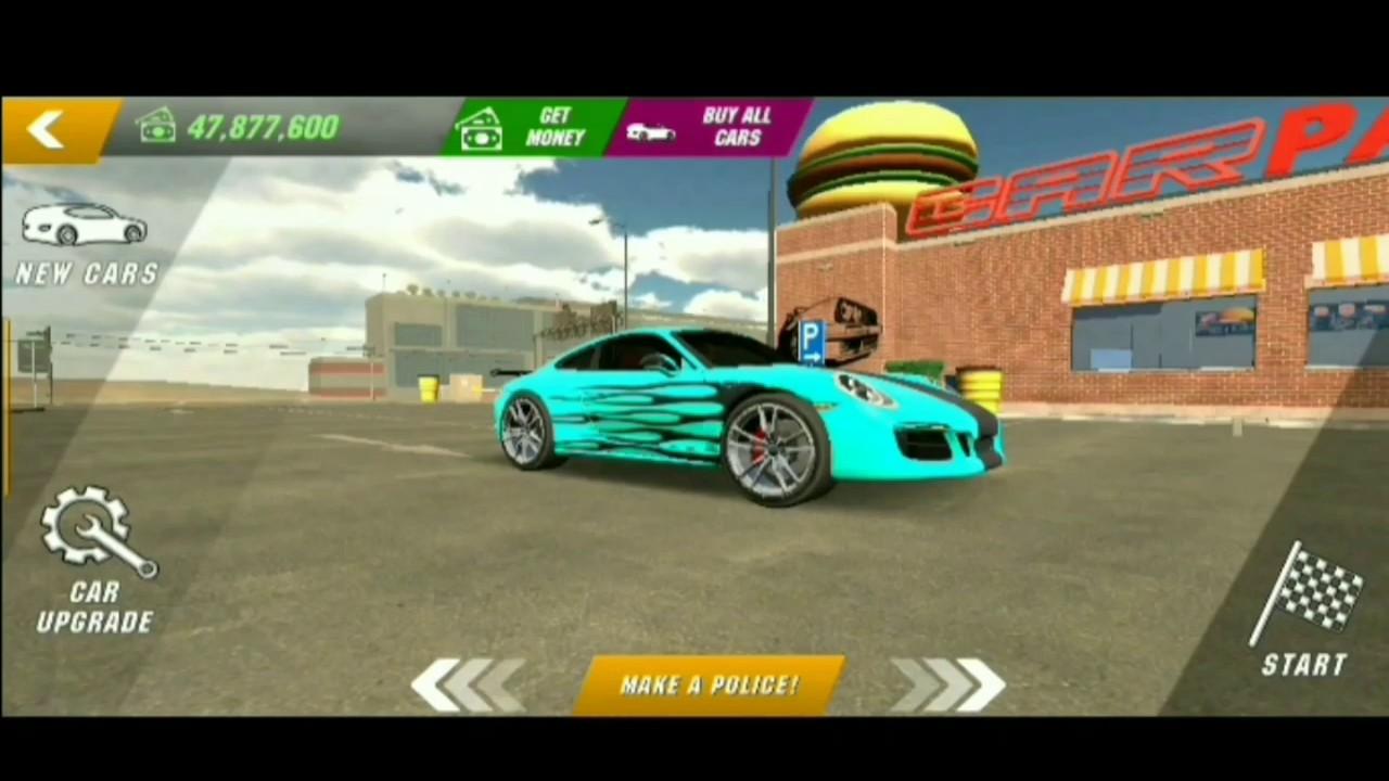 Cara Menjual Mobil Tidak Ke Tempat Jualnya Car Parking Multiplayer Youtube