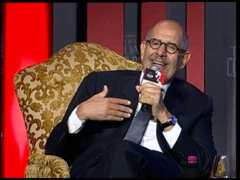 India Today Conclave: Q&A Session With Mohamed Elbaradei